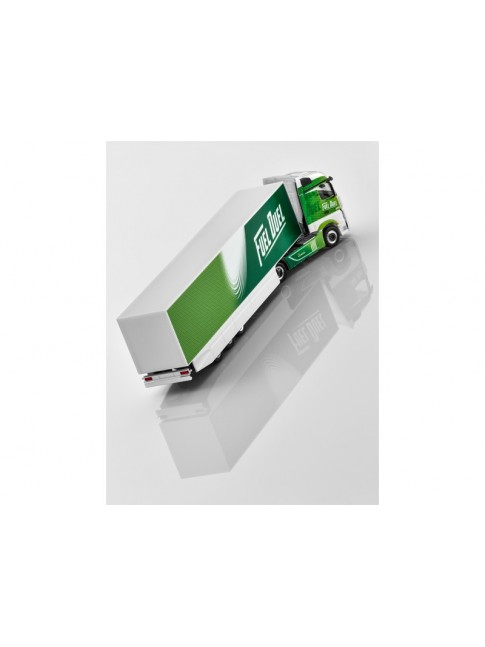 Actros, Cabine StreamSpace (largeur 2,5 m), Tracteur de semi-remorque, Fuel Duel