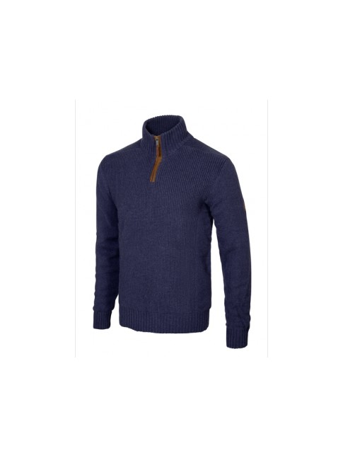 Pull-over coupe-vent homme