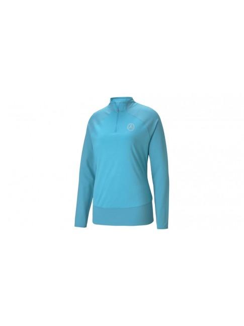 Sweater de golf femme